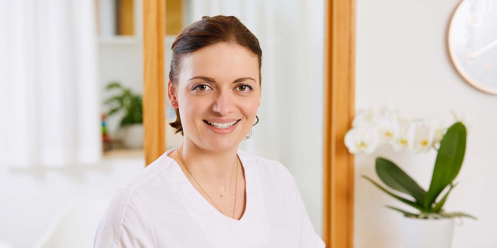 Zahnarzt Praxis Neubrunn Monika Schanzer