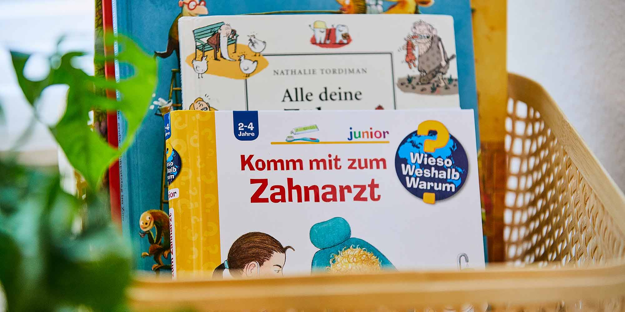Zahnarzt Praxis Neubrunn Monika Schanzer Kinder